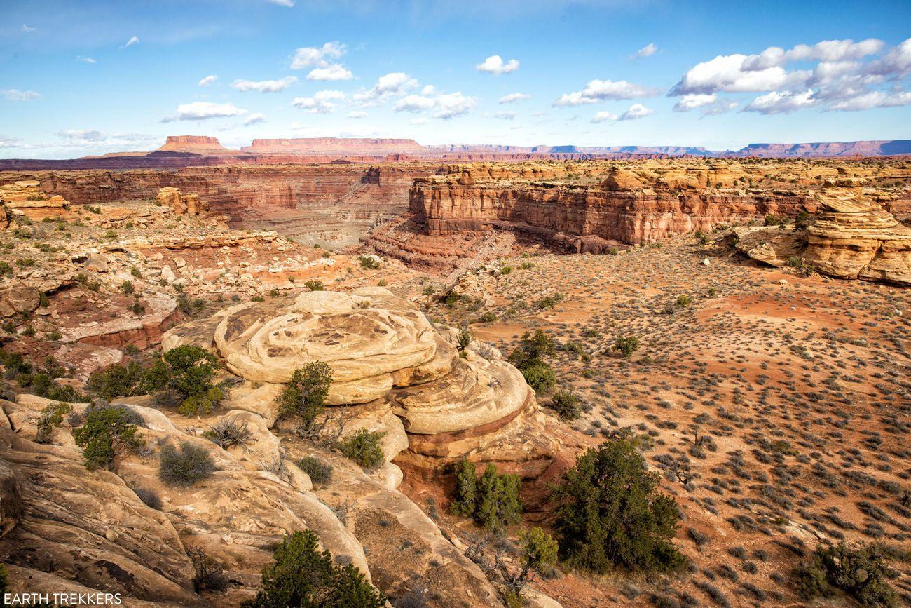 Slickrock Trail Canyonlands
