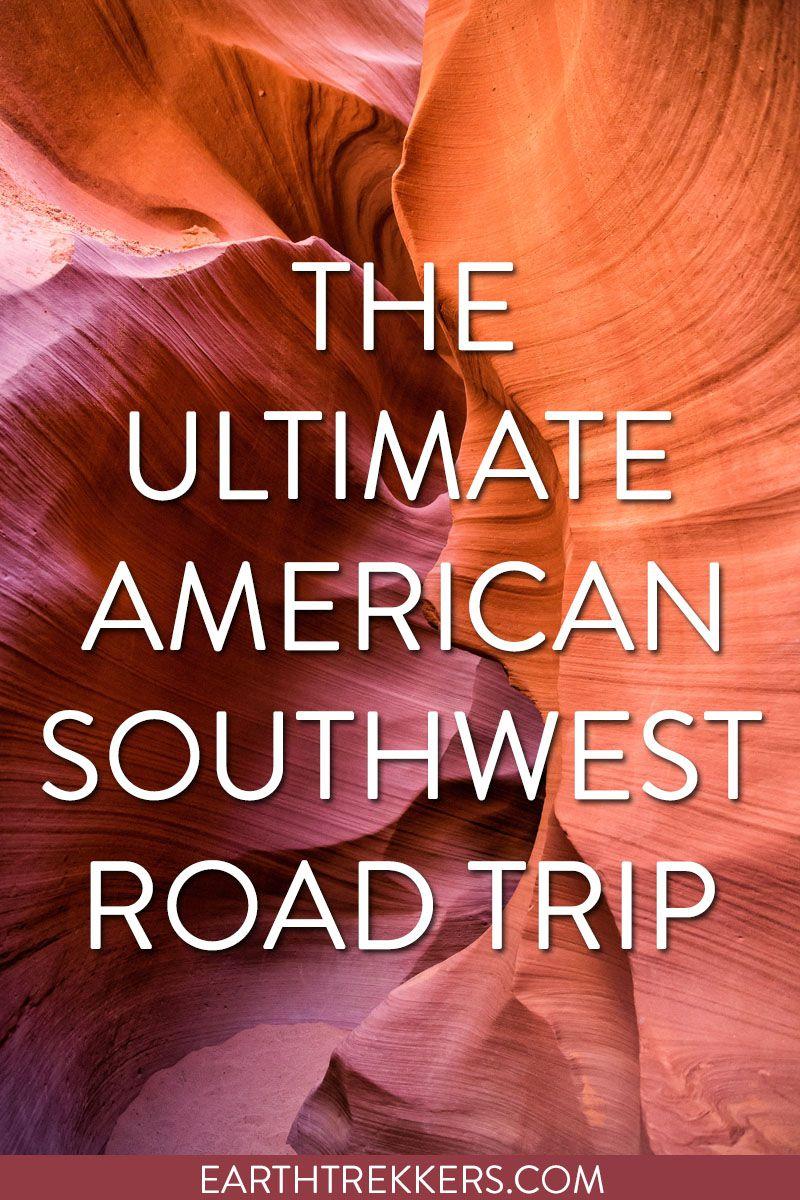USA Road Trip Utah and Arizona