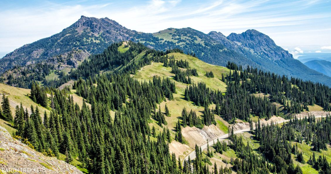 Best Hikes Olympic NP