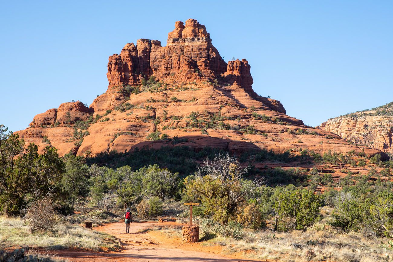Bell Rock best things to do in Sedona