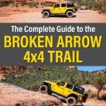 Broken Arrow 4x4 Road Sedona Arizona