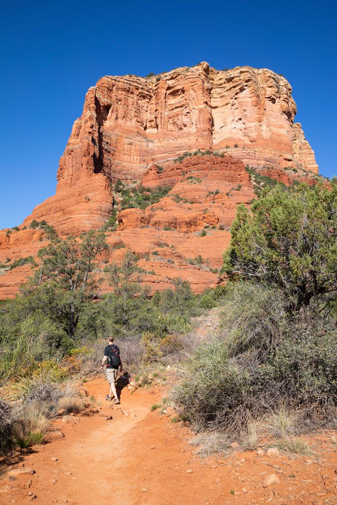 Courthouse Butte Loop Trail Photo