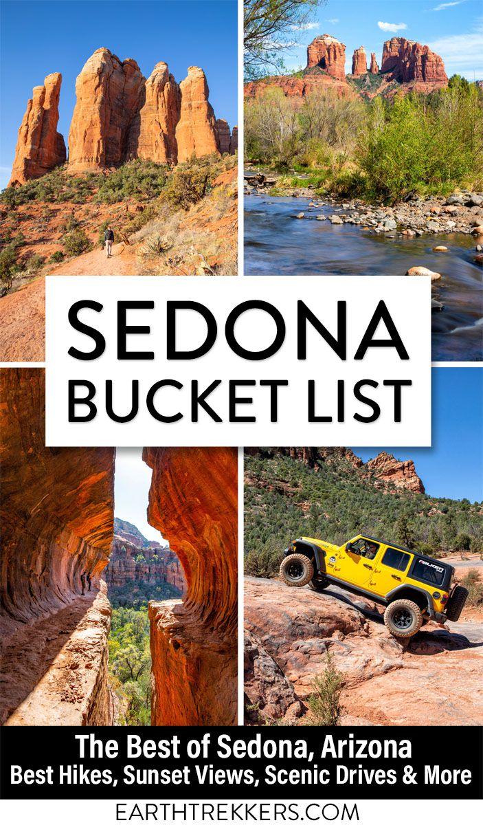 Sedona Arizona Bucket List