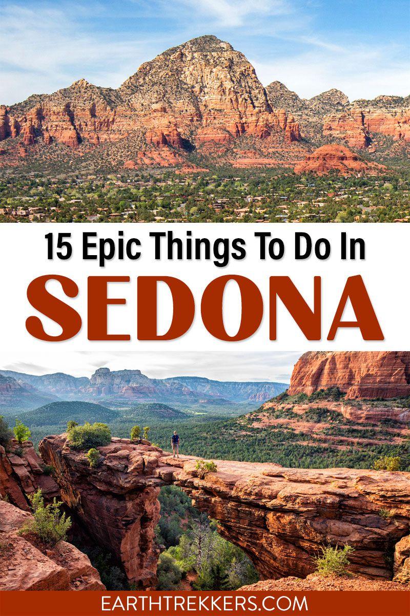 Things to do in Sedona Arizona Travel