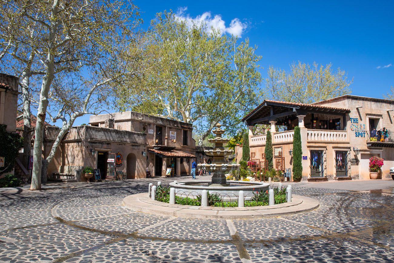 Tlaquepaque best things to do in Sedona