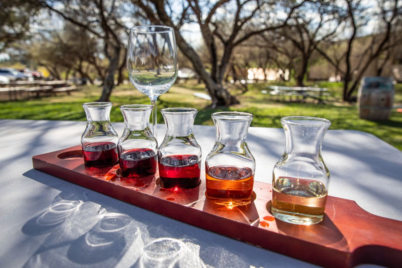 Verde Valley Wine Trail best things to do in Sedona