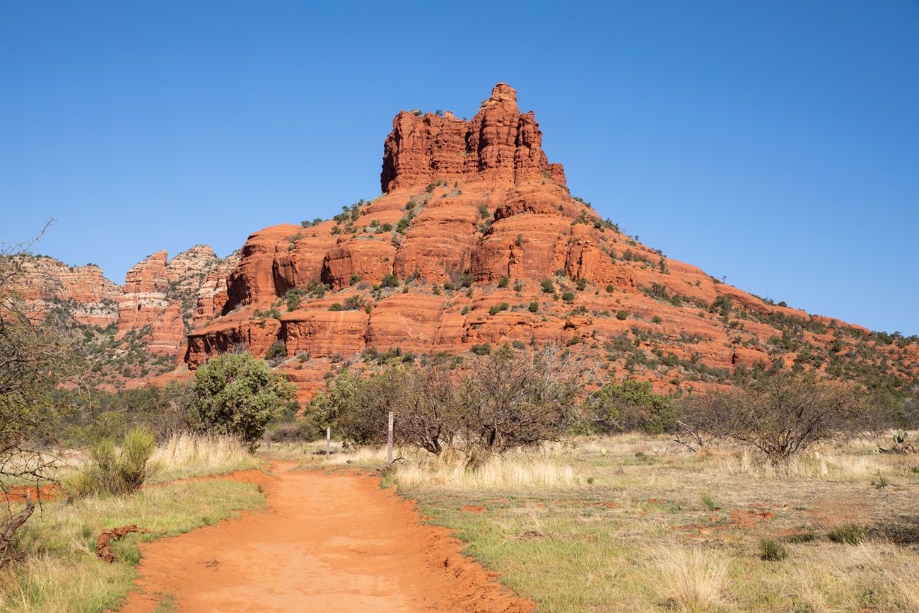 View of Bell Rock