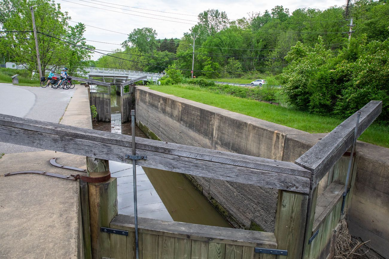 Erie and Ohio Canal