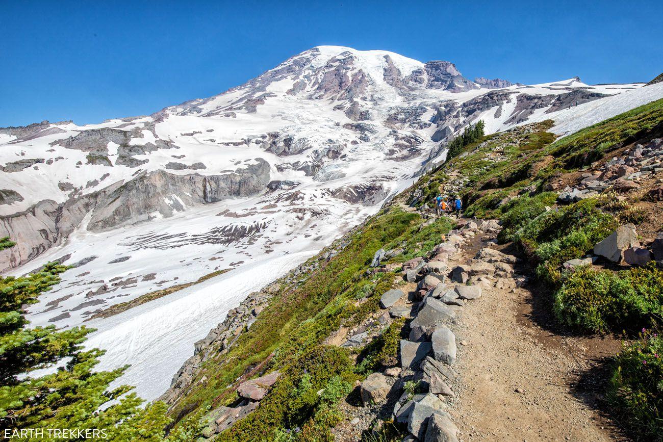 Paradise Mount Rainier
