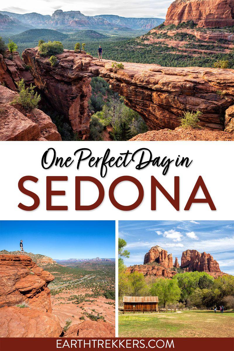 Sedona Arizona One Day Itinerary