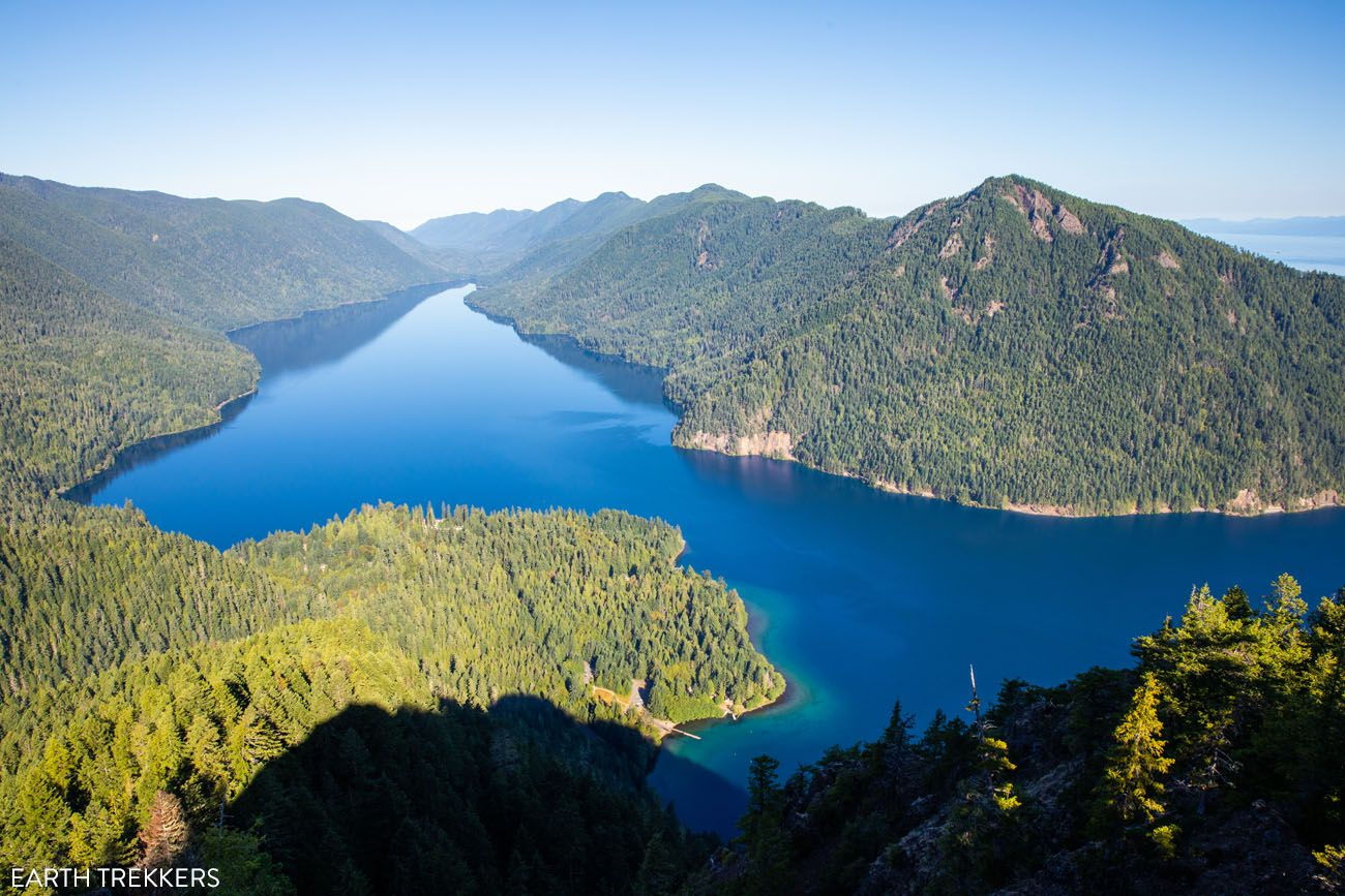 Storm King Washington national parks