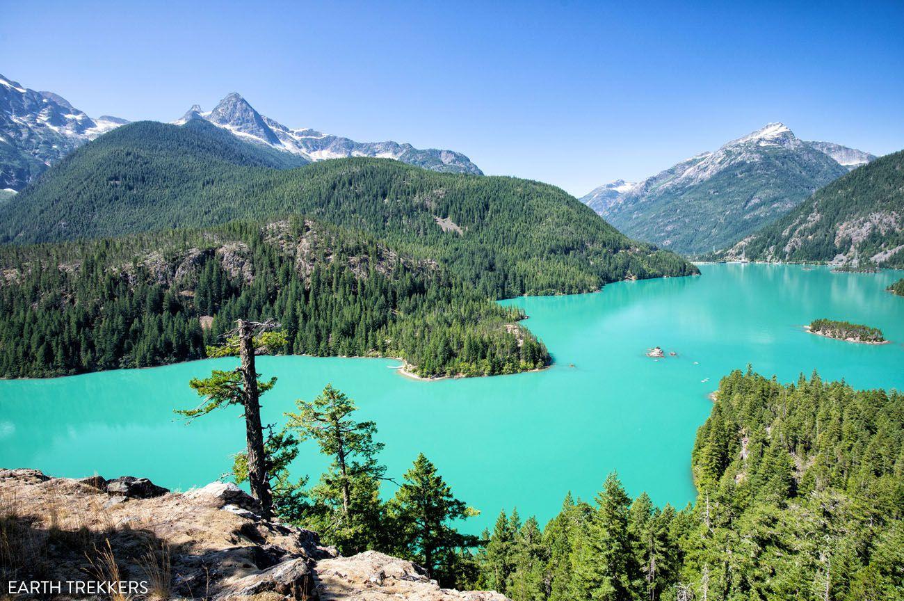 Things to do Washington State