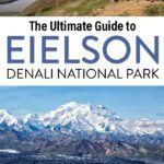 Eielson Denali National Park Alaska