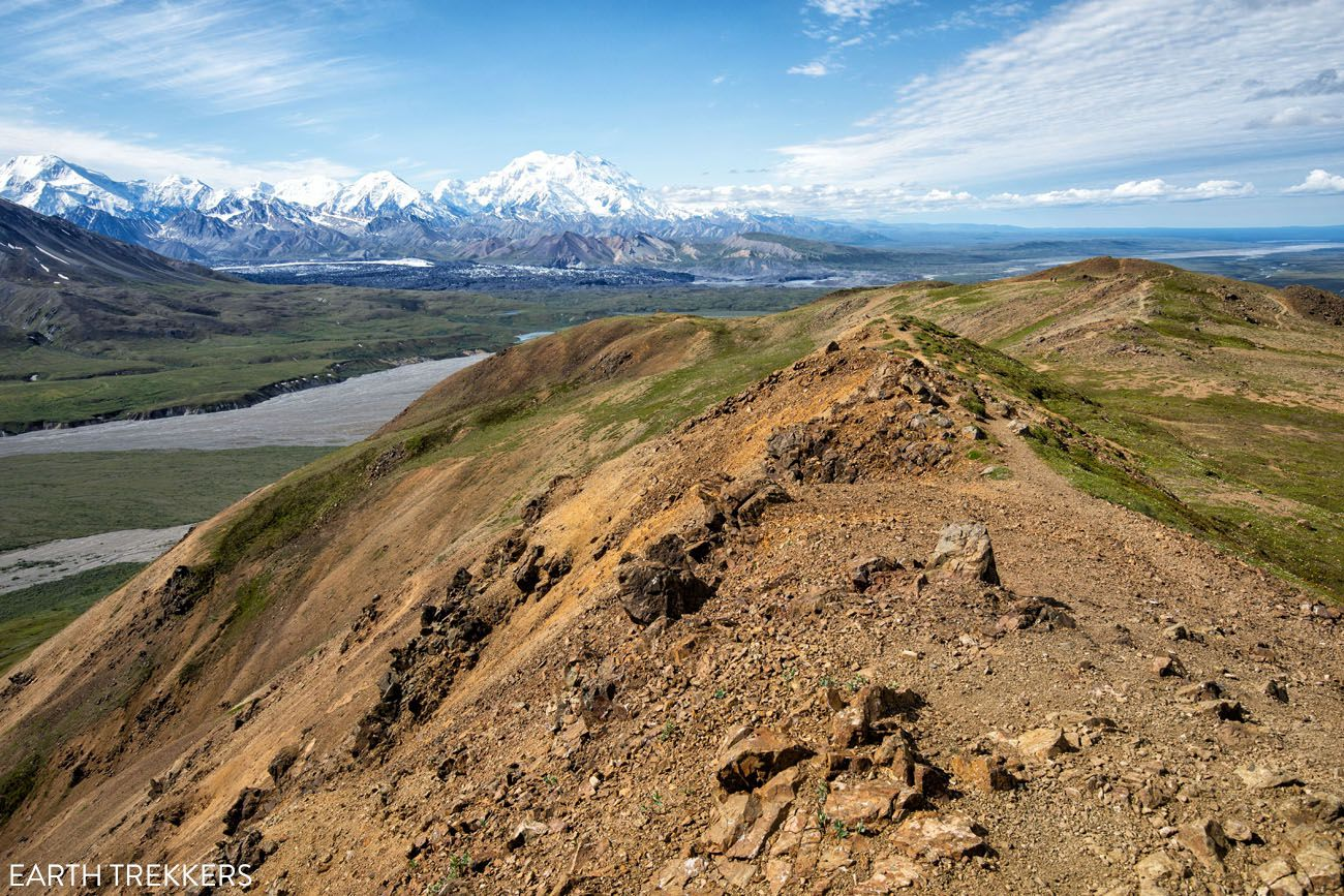 Thorofare Ridge Trail