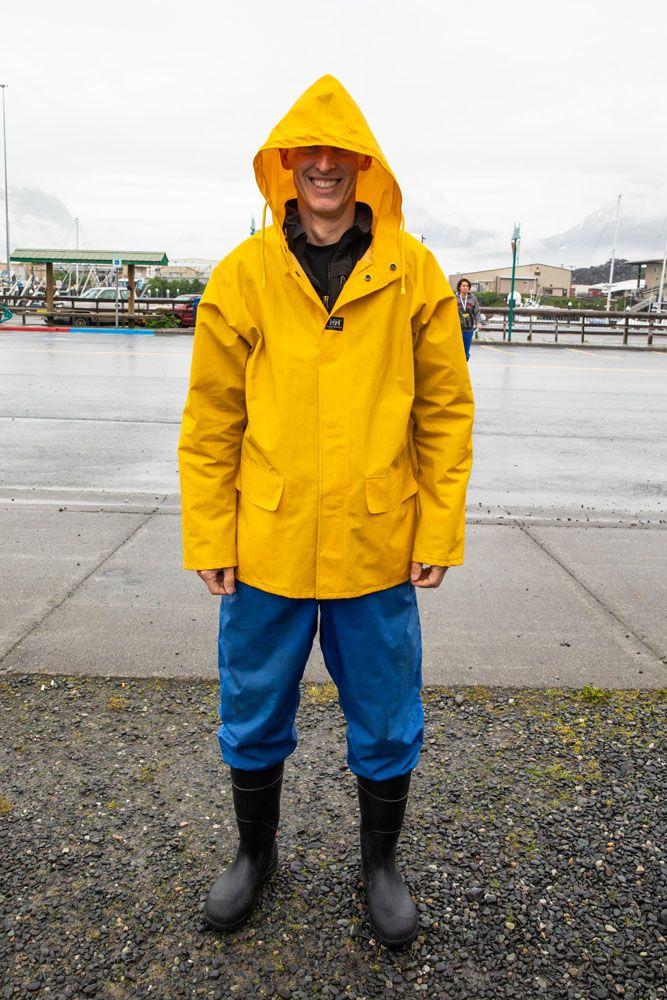 Tim Rain Gear