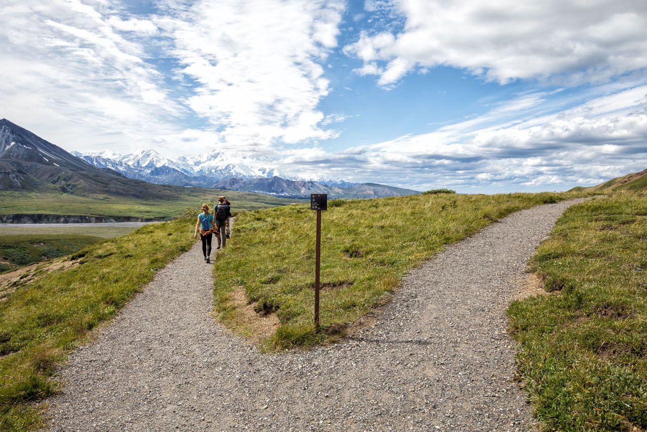 Tundra Loop Hike
