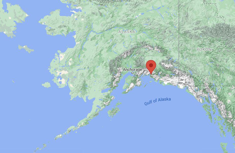 Valdez Location