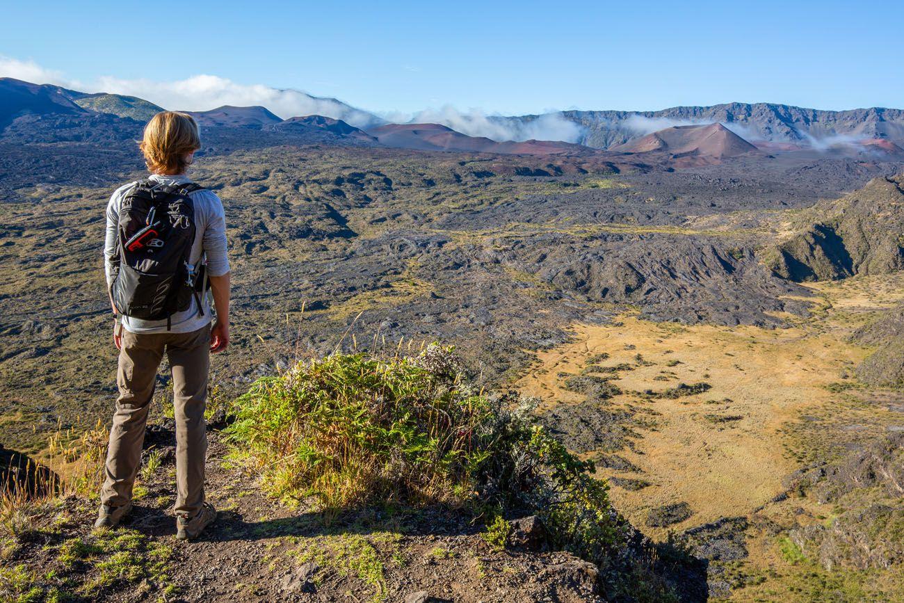 Halemau'u Trail Maui