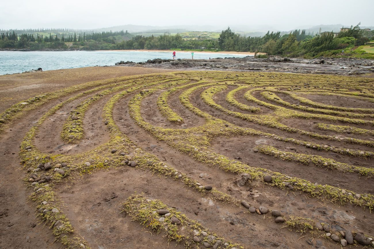 Labyrinth Things to Do in Maui
