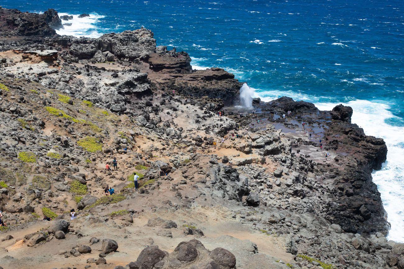 Nakalele Blowhole Maui