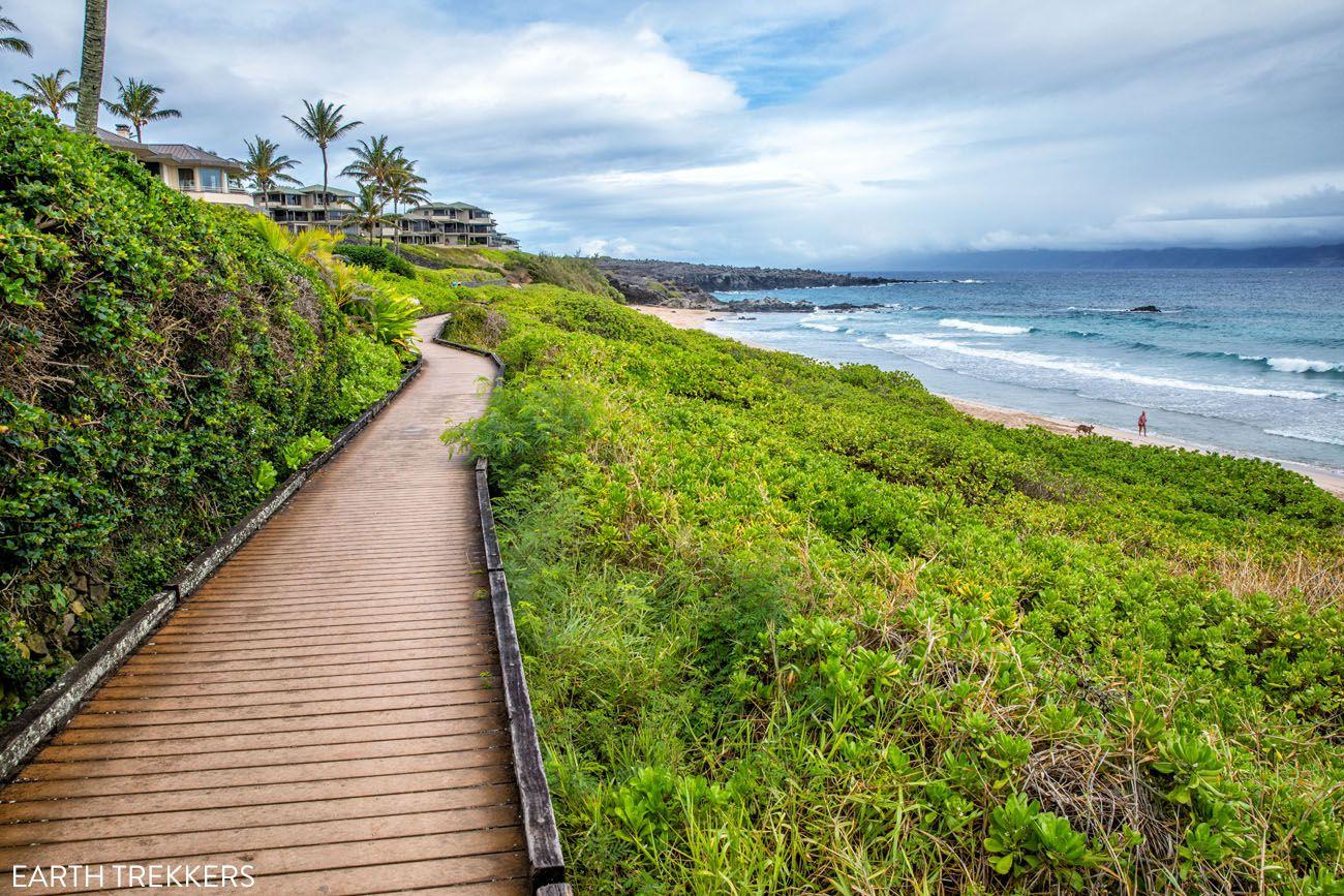 Oneloa Bay Maui