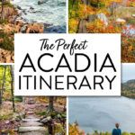 Acadia National Park Itinerary Guide