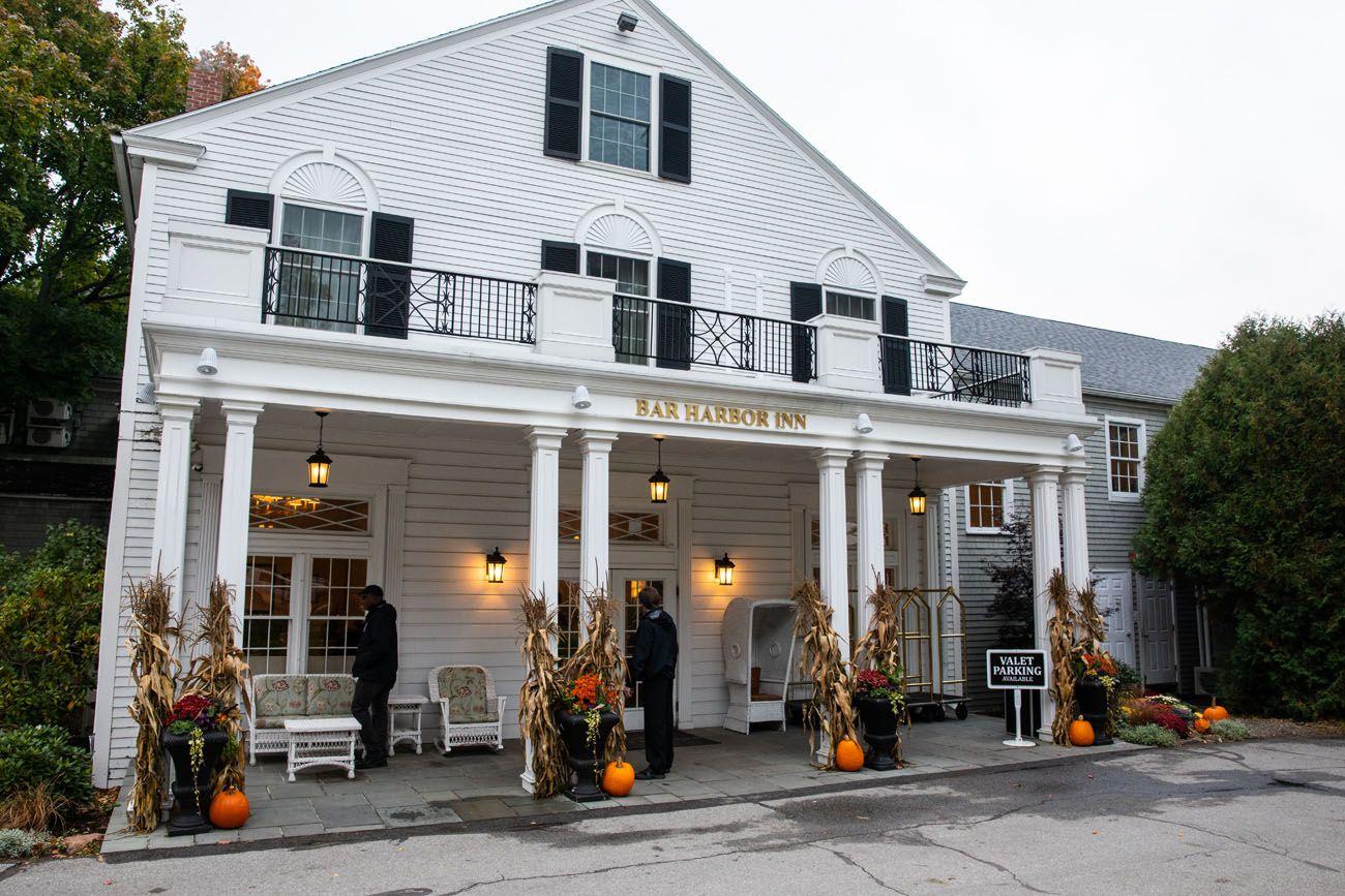 Bar Harbor Inn Photo
