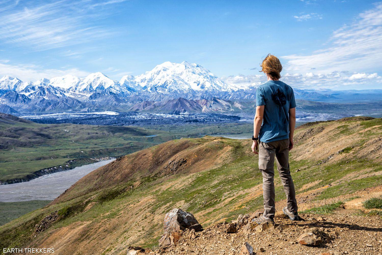 Best Denali Hikes