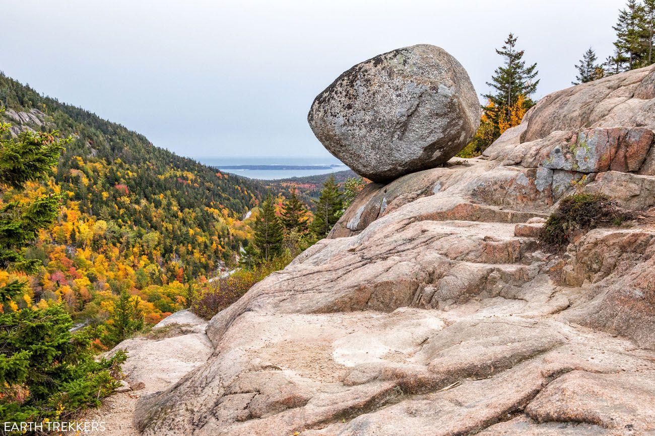 Bubble Trail Acadia
