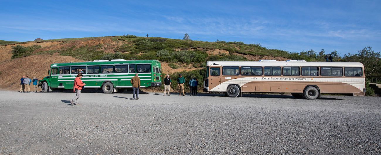 Denali Transit and Tour Bus