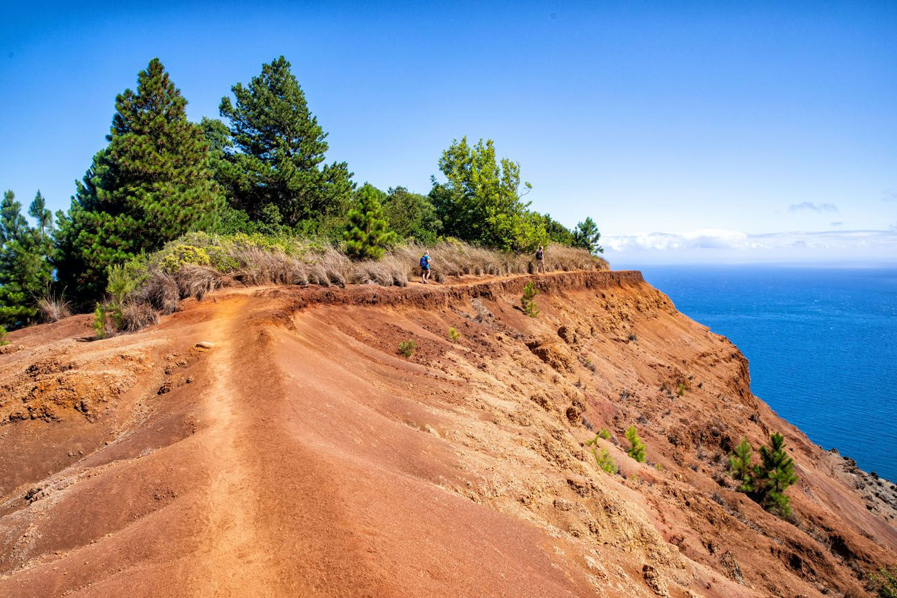 Nua'lolo Trail Hawaii